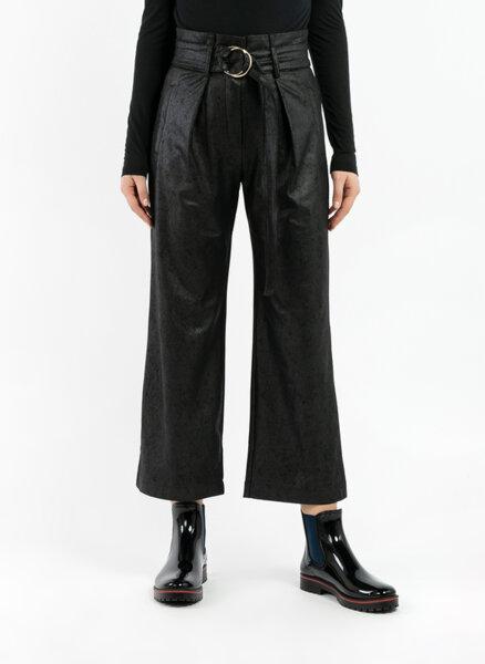 Панталон с ефект  ' кожа' Marella Asia