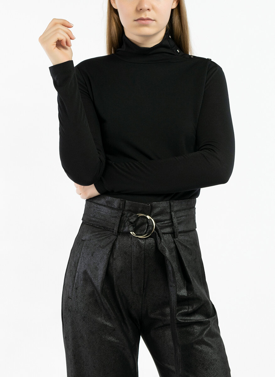 Блуза тип поло Marella Sport Arlette-Copy