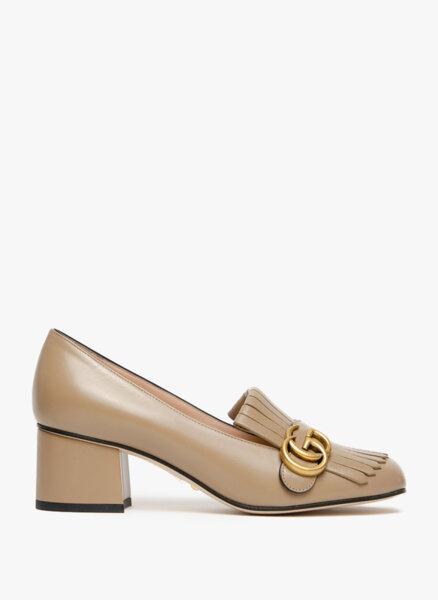 Обувки Gucci Marmont