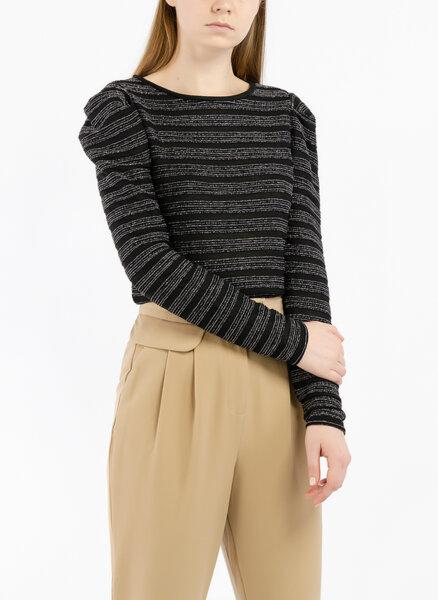 Блуза с лурекс Sisley