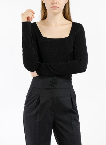 Блуза с ефект 'блясък' Sisley