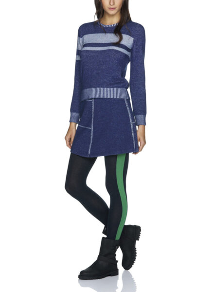 Чорапогащник с лого Benetton