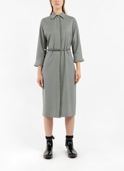 Миди рокля с колан Max Mara Edgard