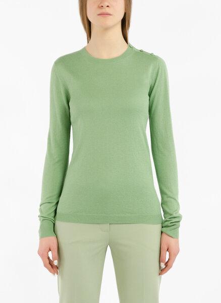 Пуловер с кашмир Max Mara Caraibi