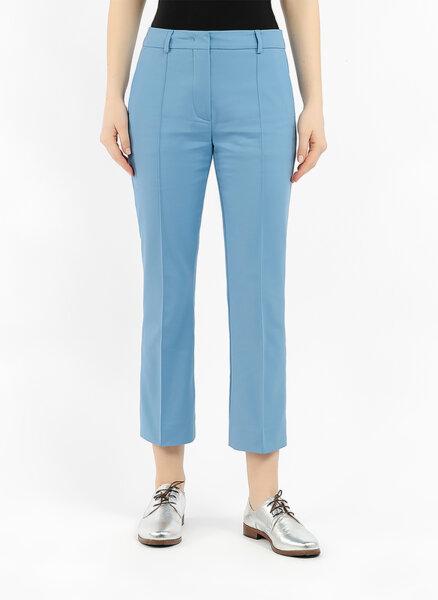 Панталон със скъсена кройка Sportmax Egeria