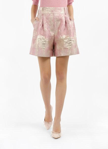 Панталони с метален ефект Dolce&Gabbana