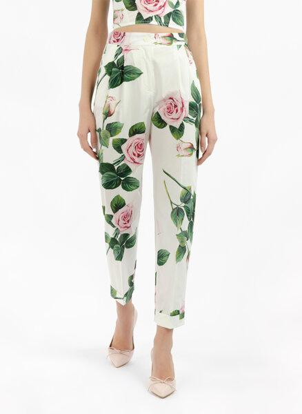 Панталон с принт Dolce&Gabbana