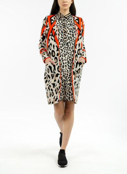Палто от плетиво Marc Cain Collections