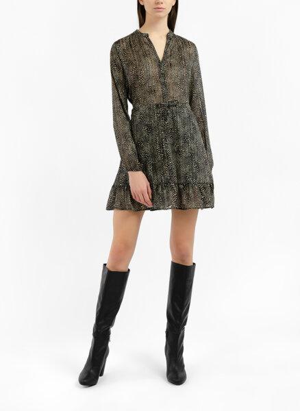 Мини рокля с ламе Motivi