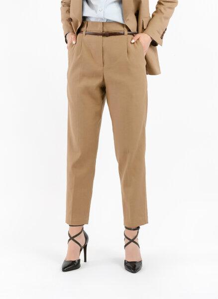 Панталон с рюш Brunello Cucinelli