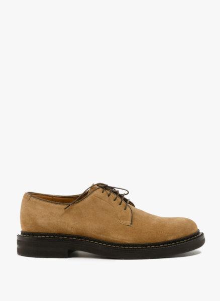 Кожени обувки Brunello Cucinelli
