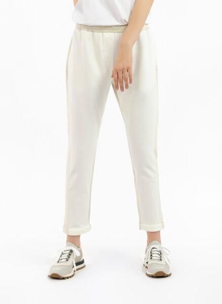 Спортен панталон с 'Color block' панел Brunello Cucinelli