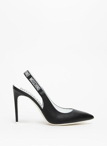 Обувки на ток Moschino