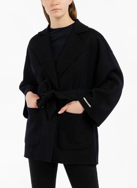 Палто с фина вълна Marella Raglio