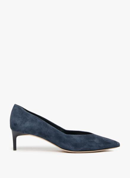 Велурени обувки на ток Max Mara Pam