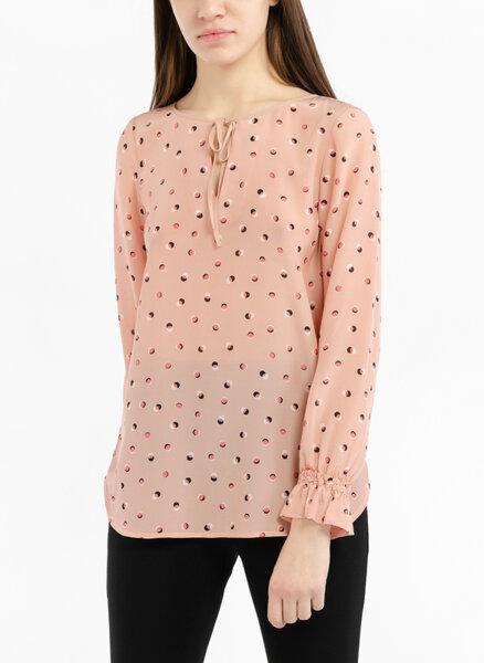 Блуза с коприна Pennyblack Elastico