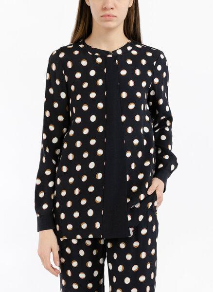 Риза с 'Polka dot' десен Pennyblack