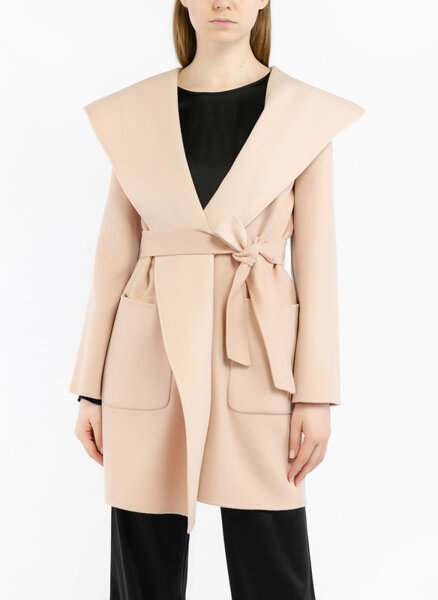 Палто от фина вълна Max Mara Studio Lembo