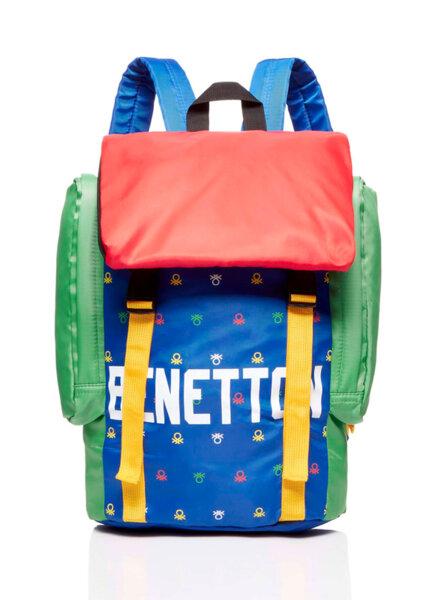 Раница с лого Benetton