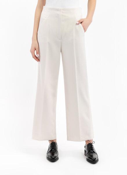 Панталон с Wide-leg Marc Cain Additions