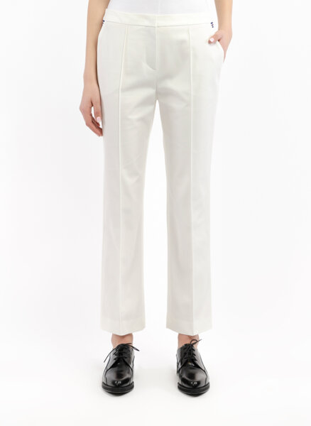 Памучен панталон Marc Cain Collections