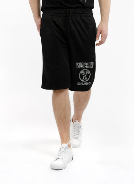 Къси панталони 'Moschino double question mark' Moschino