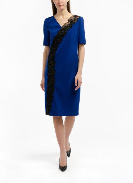 Миди рокля с дантела Boutique Moschino