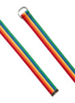 Текстилен колан с лого Benetton-Copy