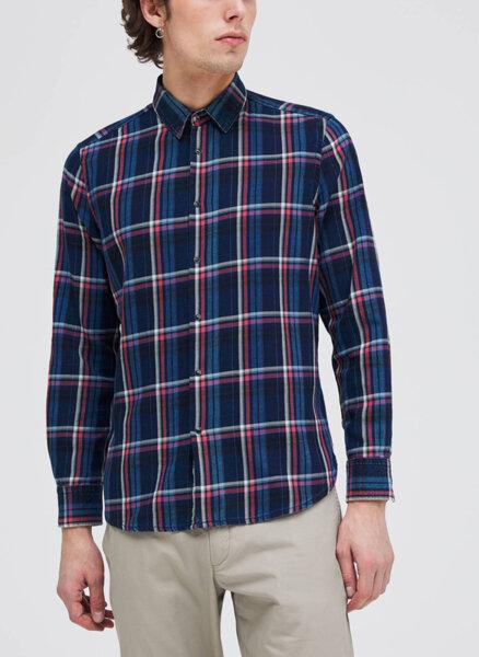 Риза в каре Sisley