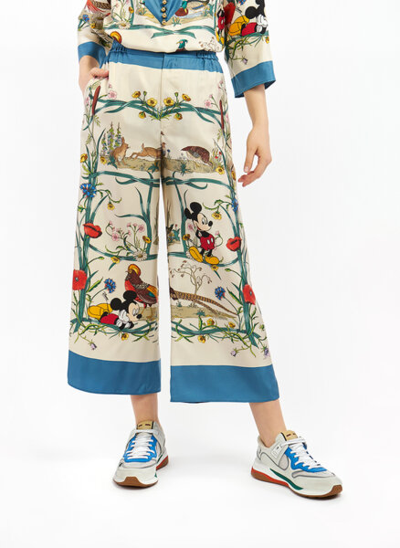 Панталон Disney Gucci