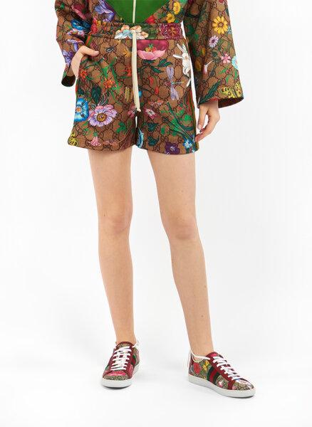 Къси панталони Flora Gucci