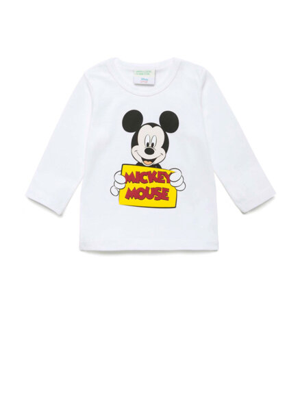Блуза Mickey Mouse Benetton