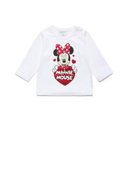 Блуза Minnie Mouse Benetton
