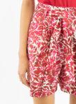 Разкроен къс панталон Weekend Max Mara Sole-Copy