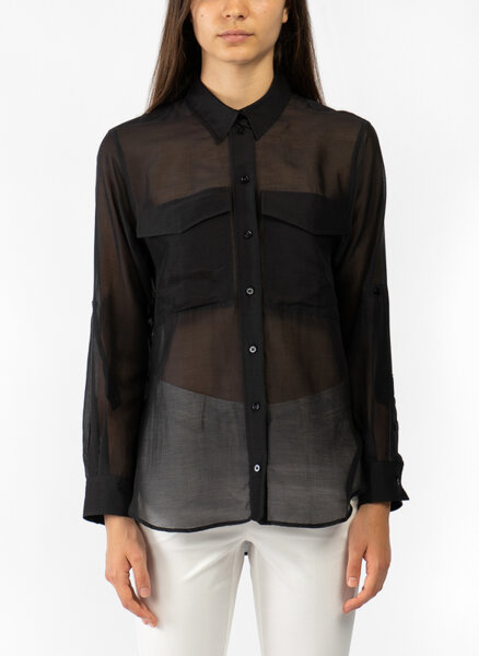 Ефирна риза с коприна Marella Pincio