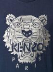 Тишърт с Tiger бродерия Kenzo-Copy