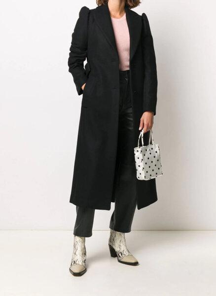 Палто с буфан ръкав Red Valentino
