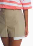 Къси панталони с детайл Givenchy