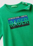 Блуза с принт Benetton-Copy