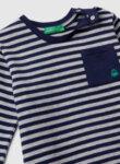 Раирана блуза Benetton-Copy