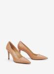 Обувки на ток с 'Crocodile' принт Pennyblack-Copy