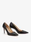 Обувки на ток с 'Crocodile' принт Pennyblack-Copy