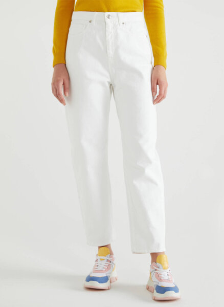 Панталон с пет джоба Benetton
