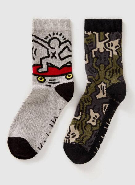 Чорапи `Graffiti` Benetton