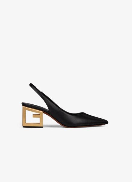 Класическа обувка на ток Givenchy