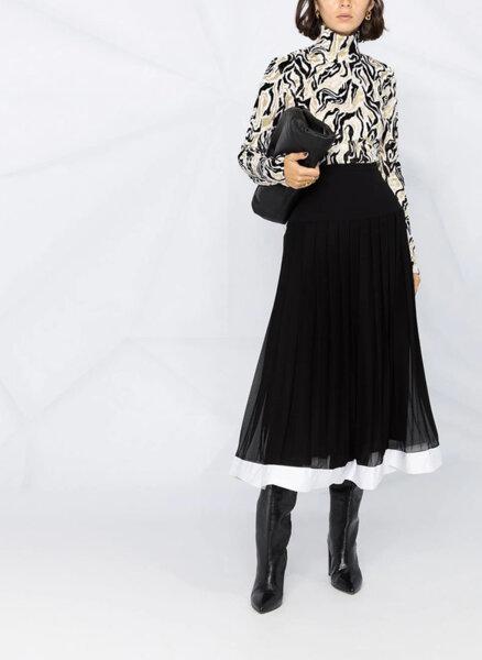 Плисирана пола Givenchy