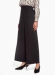 Панталон с камилска вълна Max Mara Oceania-Copy