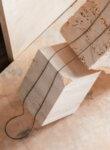 Шапка с верига от монили Brunello Cucinelli-Copy