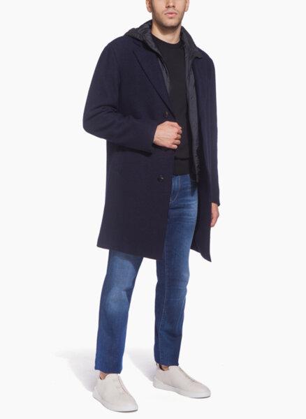 Вълнено палто Z Zegna