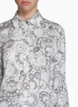 Риза с тематичен десен PennyBlack